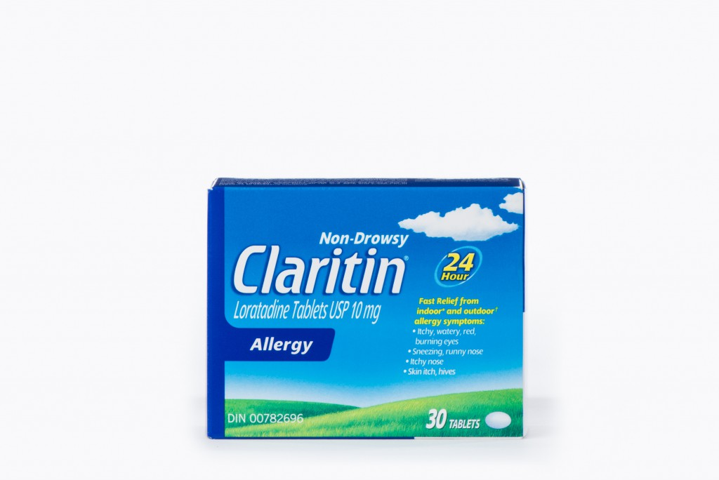 Common Holiday Problems - Claritin